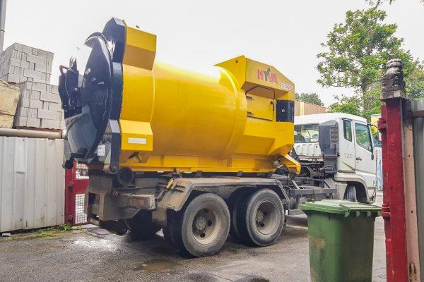 waste compactor 2